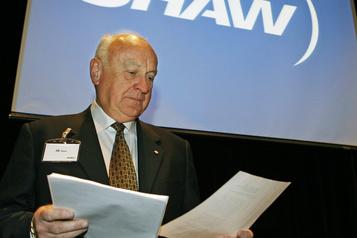 Le fondateur de Shaw Communications s'éteint à 85ans