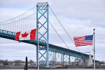 COVID-19: un groupe transfrontalier souhaite un front commun canado-américain)