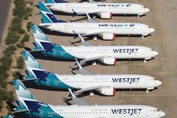 Les 737 MAX de WestJet reprennent du service jeudi)