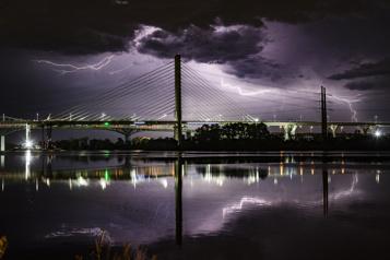Veilles d'orages violents pour plusieurs régions)