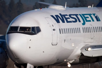 Vols annulés au Canada WestJet remboursera ses clients)