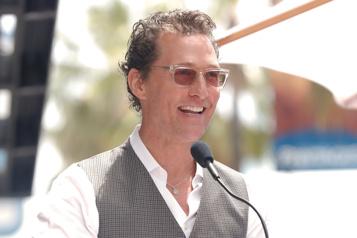 MLS Matthew McConaughey réalise son rêve de dirigeant sportif avec l'Austin FC)