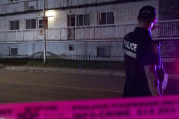 Montréal La criminalité armée