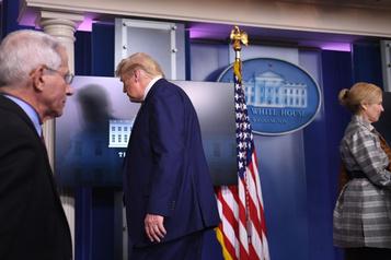 Le déclin du leadership américain?