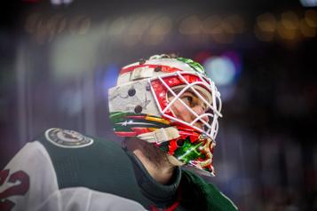 Les Oilers réclament le gardien Alex Stalock)