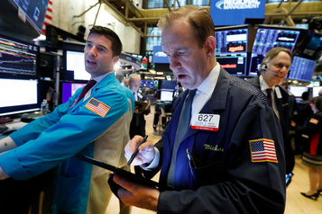 Le Dow Jones et le S&P 500 à un record