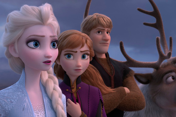 Frozen 2 glace le box-office nord-américain