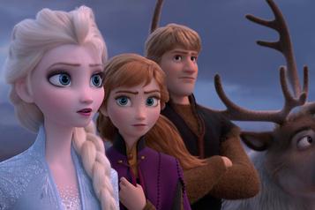 Frozen2 glace le box-office nord-américain