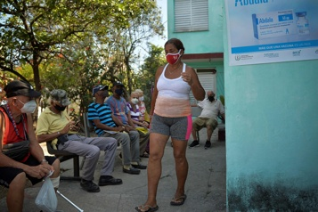 COVID-19 Le candidat-vaccin cubain Abdala efficace à 92,28%)