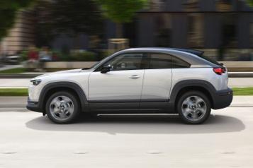Mazda L'avenir passera par l'électrification et le luxe)