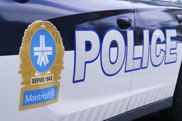 Coup de feu tiré dans le plancher d'un logement de Lasalle )