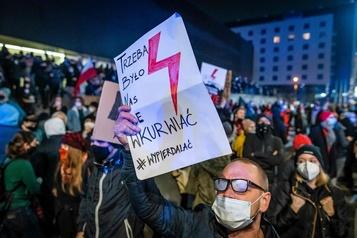 Pologne La «majorité silencieuse» pour le statu quo sur l'avortement)