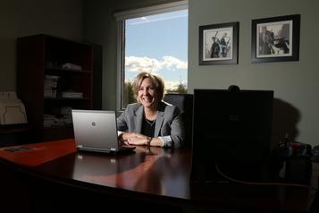 Karine Moses devient présidente de Bell au Québec