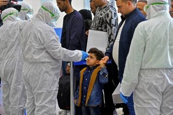 Le COVID-19s'immisce dans quatre nouveaux pays du Moyen-Orient