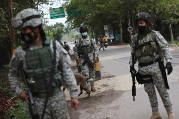 Colombie Au moins 14 rebelles et un militaire tués lors de combats)