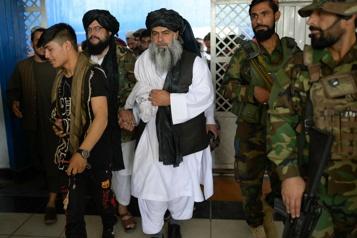 Chez les talibans, on peut faire tous les sports... si on est un homme)