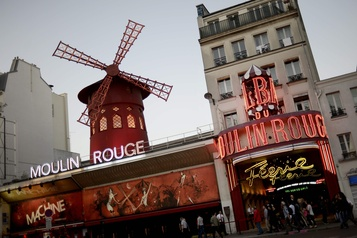 Le Moulin Rouge fêtera 130ans en octobre