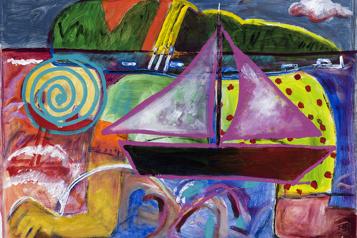 1929-2021 La peintre Kittie Bruneau n'est plus)