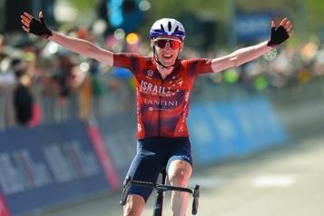Tour d'Italie Dan Martin s'impose au sommet)