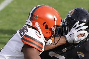 Un autre cas de COVID-19 chez les Browns de Cleveland)