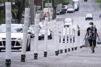 Corridors sanitaires et voies cyclables temporaires: Montréal doit garder le cap )