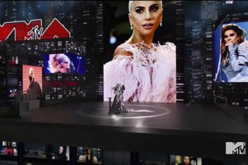 Les MTV Video Music Awards à NewYork le 12septembre)