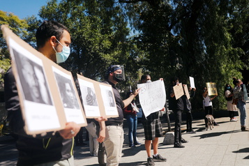 Mobilisation exceptionnelle à Cuba pour plus de liberté d'expression)
