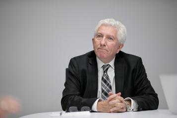 Direction du Parti québécois Gilles Duceppe appuie Sylvain Gaudreault)