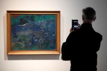 Un rare Gauguin de la période tahitienne vendu 13,9millions