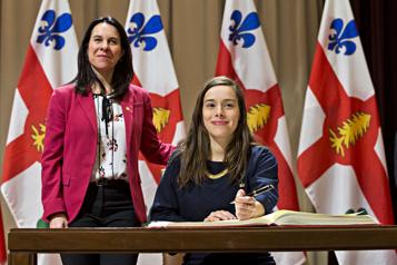Projet Montréal Deux élues veulent prendre du galon)