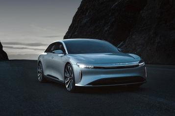 Une autre voiture électrique californienne bientôt en vente