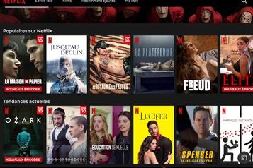 Nouveaux outils de contrôle parental sur Netflix