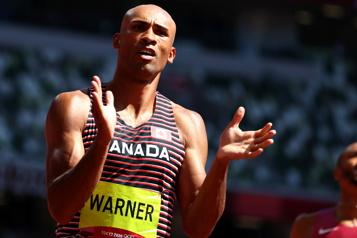Décathlon Un autre record olympique pour Damian Warner)
