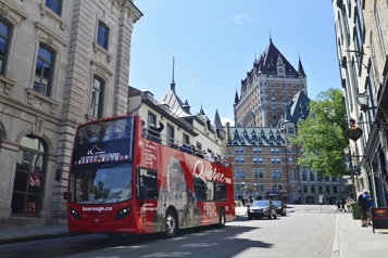 Réunions et congrès Québec: ça sent la relance dans la capitale)