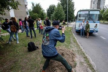 Chernobyl ravit et inquiète en Lituanie