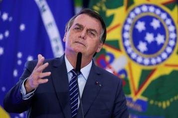 « Guerre chimique » Le président du Brésil insinue que la Chine a créé la pandémie)