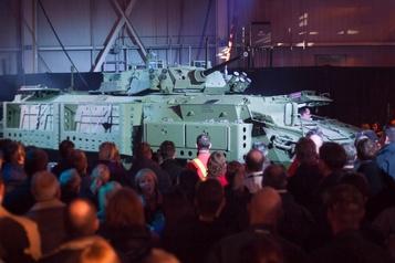 Matériel militaire: fin du moratoire sur les permis d'exportation vers l'Arabie saoudite