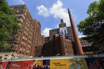 Campagne de financement L'Hôpital de Montréal pour enfants veut 200 millions pour ses «tannants»)