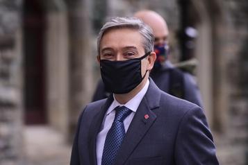 Conflit Arménie-Azerba?djan Le ministre Champagne ira en Europe la semaine prochaine)