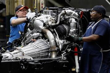 L'activité manufacturière décroche en novembre aux États-Unis, l'emploi souffre)
