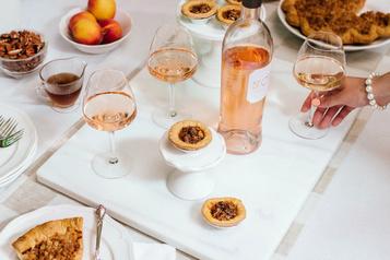 Vins de Provence Les vins rosés : à déguster toute l'année)