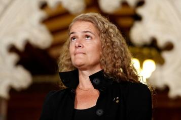 Le rapport sur Julie Payette rendu public «Climat de travail toxique» à Rideau Hall)