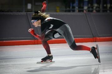 Longue piste: Ivanie Blondin championne du monde du départ groupé