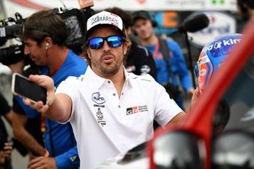 Fernando Alonso à l'assaut du Dakar