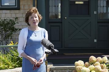 La Presse dans le Maine Le jour où Susan Collins a (peut-être) perdu leMaine)