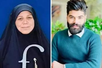 Irak Arrestation d'un suspect dans le meurtre du fils d'une militante)