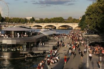 Paris Des rues de nouveau piétonnisées pour des terrasses éphémères cet été)