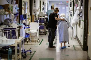 Délestage dans les hôpitaux Des images pour le croire)