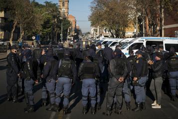 Afrique du Sud Le bilan atteint 215 morts, reprise du procès Zuma)