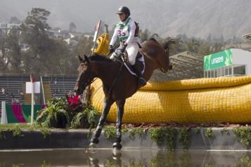 Blessure à son cheval La cavalière canadienne Jessica Phoenix se retire des Jeux de Tokyo)